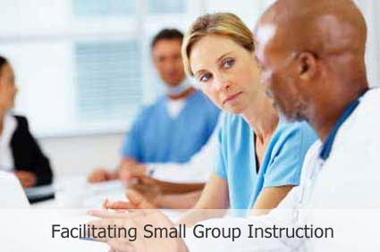 Facilitating Small Group Instruction